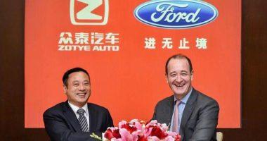 Ford besiegelt Joint Venture mit Zotye