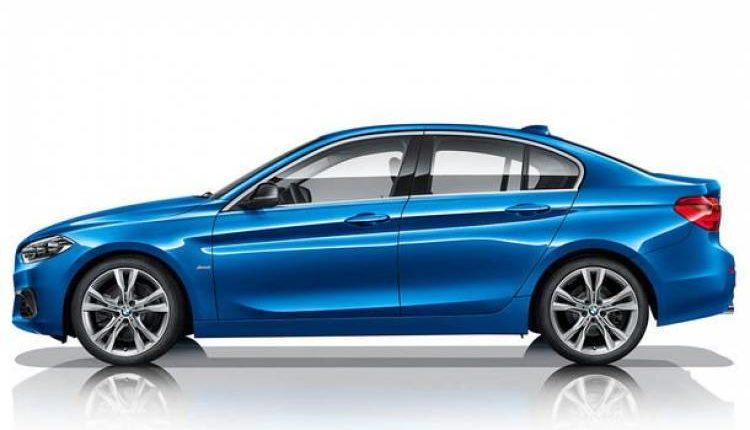Ungewohnte Silhouette bei BMW