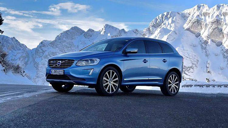 Volvo XC60 debütiert in China