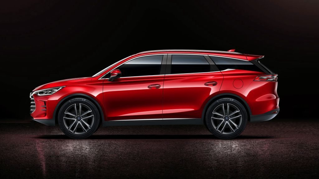 PS Monster – der neue BYD Tang !