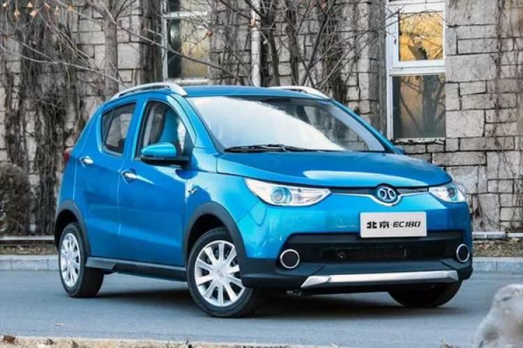 Absatz Elektroautos steigt um 57 Prozent in China