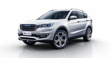 Neue China SUV Marke Jetour