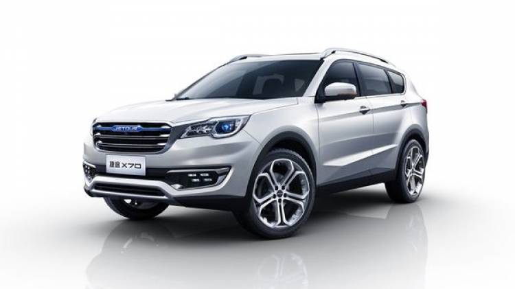 Neue China SUV Marke Jetour