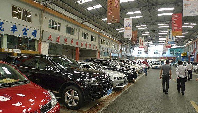 Neuer Trend zum Gebrauchtwagen in China