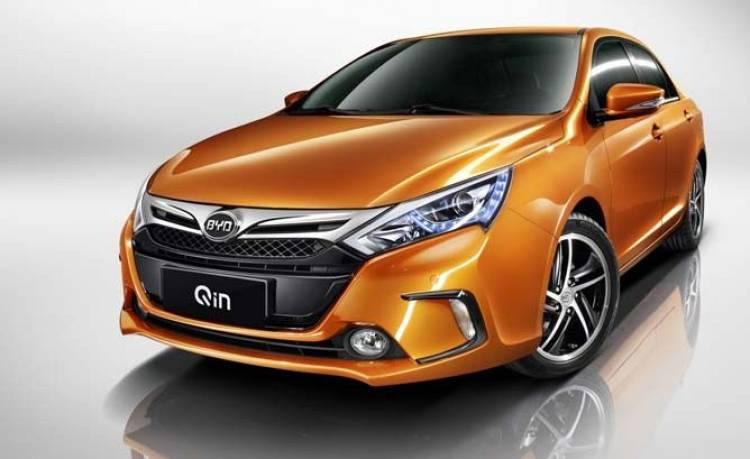 Plug-In Hybrid BYD Qin