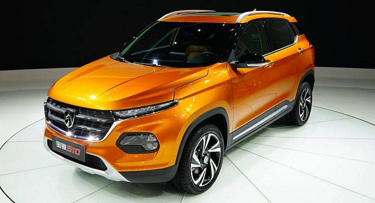 SUV Absatz boomt weiter in China
