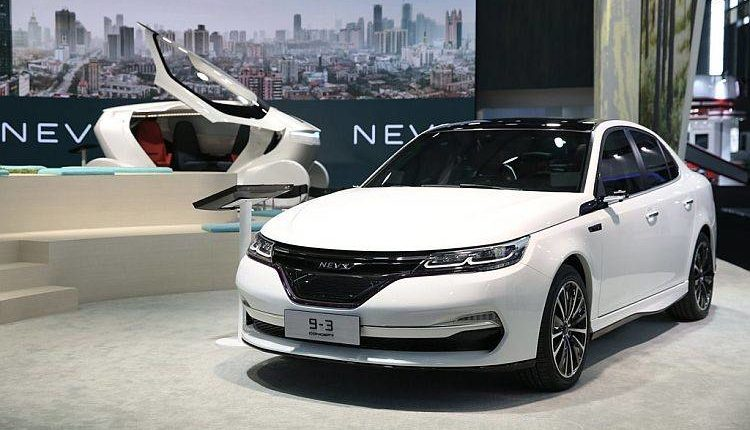 Saab 9-3 Reloaded