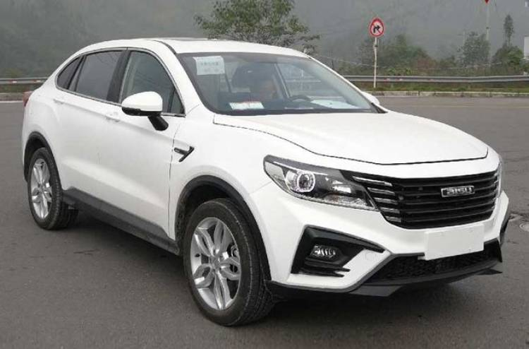 Stylisches China SUV Coupe