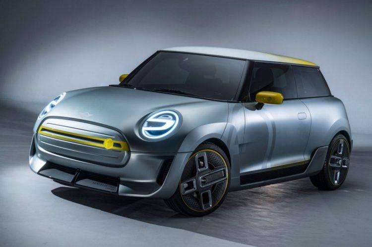 Elektrischer Mini wird aus China kommen