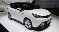 GAC bringt neue Version des Elektro SUV GE3