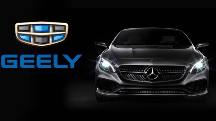 Geely steigt bei Daimler ein