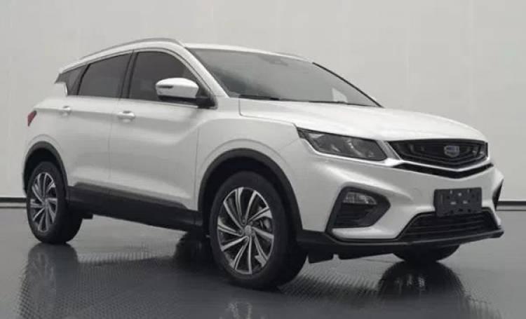 Neuer Kompakt SUV von Geely