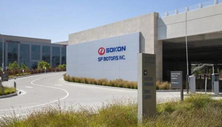 SF Motors enthüllt Elektro SUV