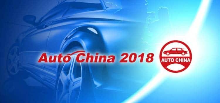 Auto China hat in Peking seine Tore geöffnet