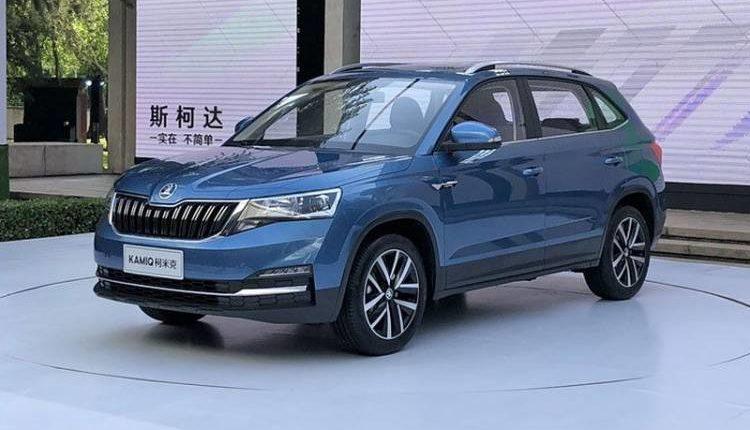 China Kompakt SUV Skoda Kamiq