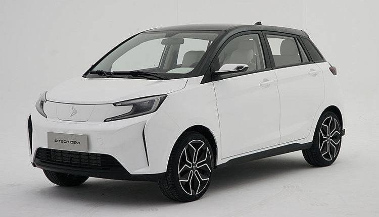 Echt Cool Elektroauto Sitech DEV1