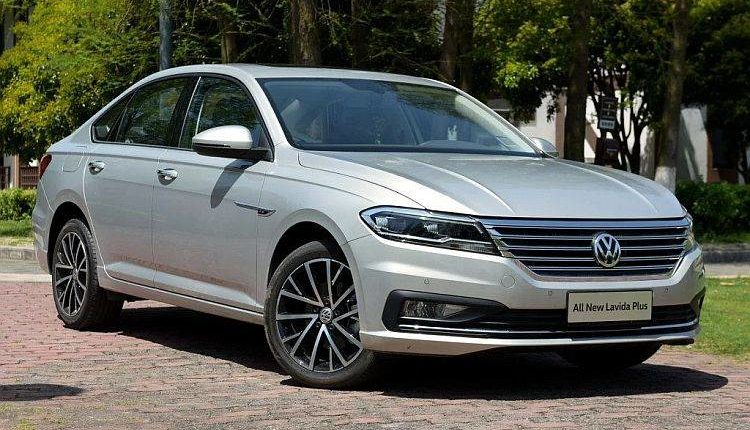 VW stellt neuen Lavida Plus vor