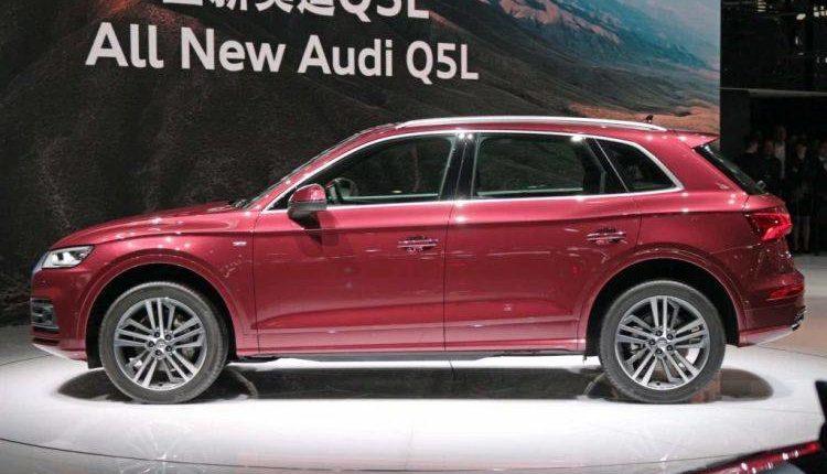 Audi mit Absatzsprung im April