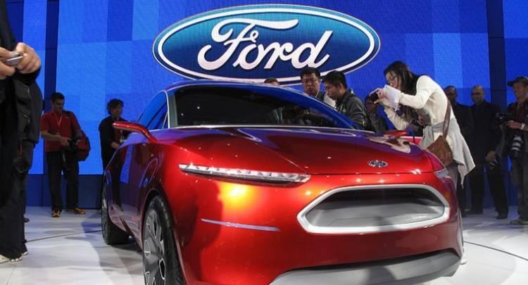 Ford präsentiert neue Modellreihen in China