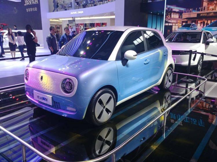 Great Wall präsentiert neue EV Marke