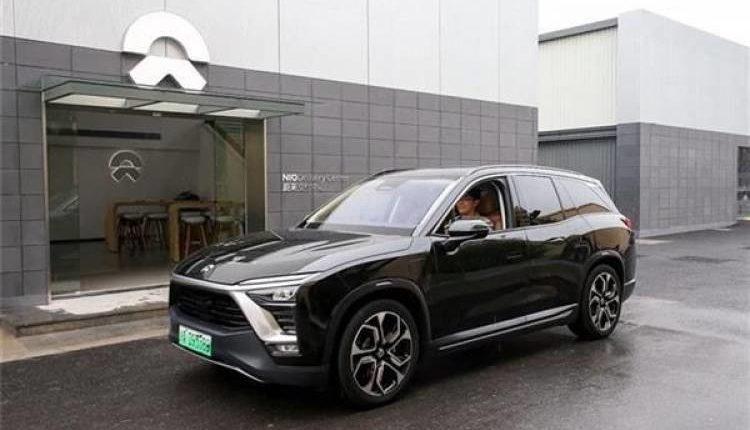 NIO startet Fahrzeugauslieferung