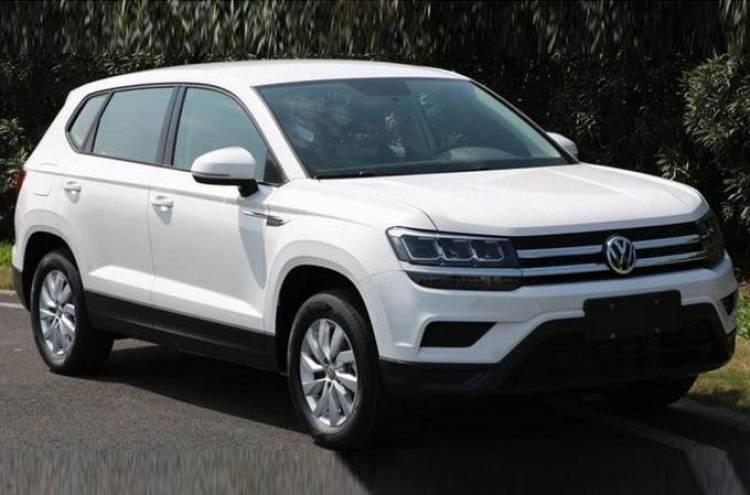 VW bringt den Tharu