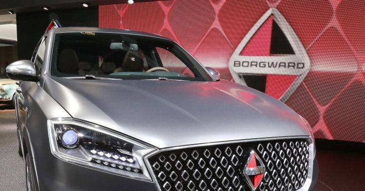 Borgward erhält Kapitalspritze