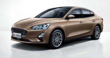 Der neue Ford Focus in China