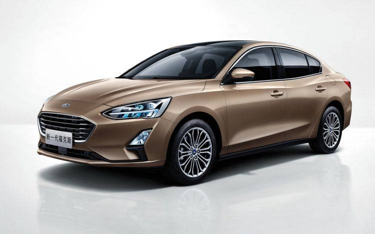 Der neue Ford Focus in China