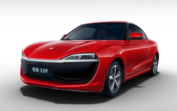 Elektro Sportwagen von Leap Motor