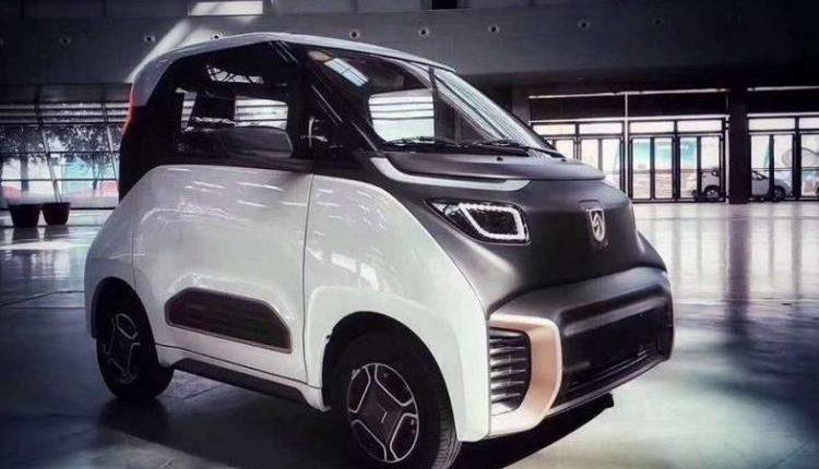 Baojun E200 Microcar