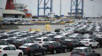 Neue Importtarife in China in Kraft
