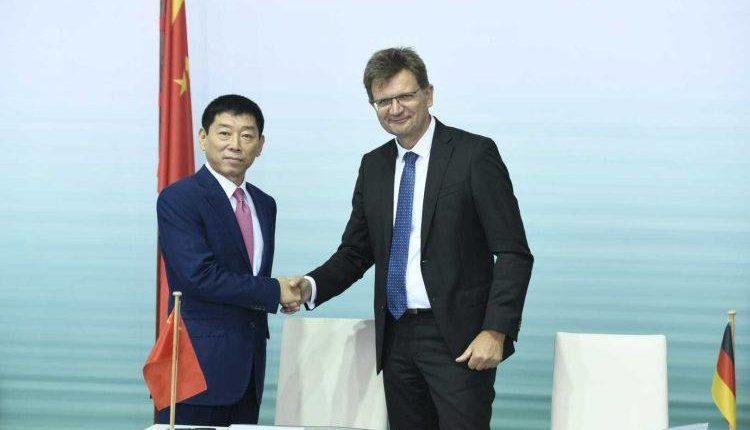 BMW und Great Wall gründen Joint Venture