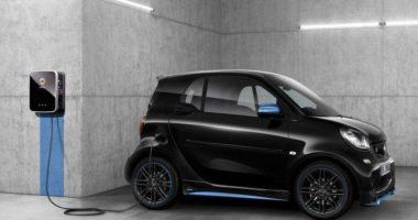 Daimler plant Smart EQ Fertigung in China