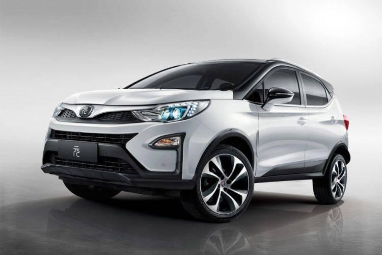Elektroauto Absatz in China weiter im Aufwärtstrend