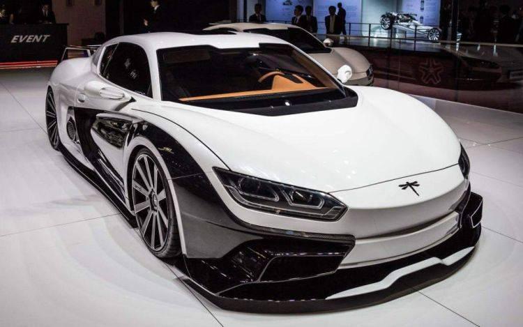 Qiantu Motors startet mit dem K50