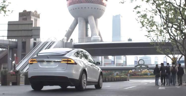 Tesla China Pläne werden konkreter