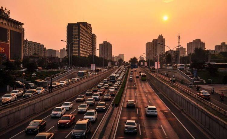 Autoabsatz wieder geschrumpft in China