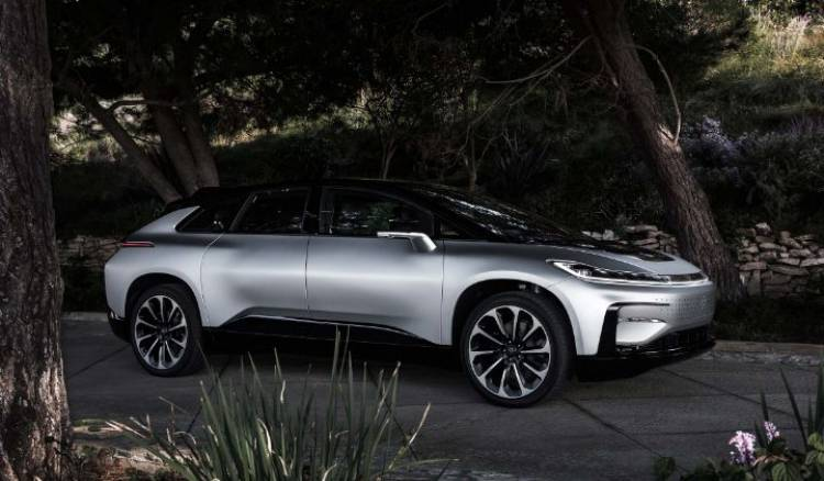 Faraday Future startet Presale Phase