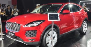 Jaguar E-Pace startet in China