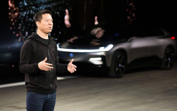 Chaos bei Faraday Future