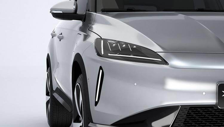 XPeng Motors startet Auslieferung