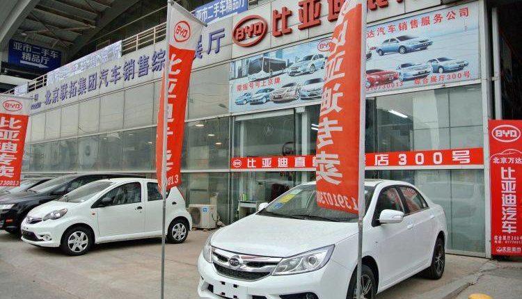 China Auto News Autohändler Unter Druck