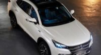 Changan stellt neuen Crossover SUV vor
