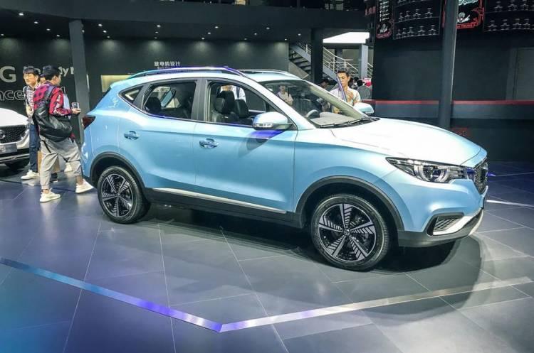 MG stellt erstes Elektroauto in China vor