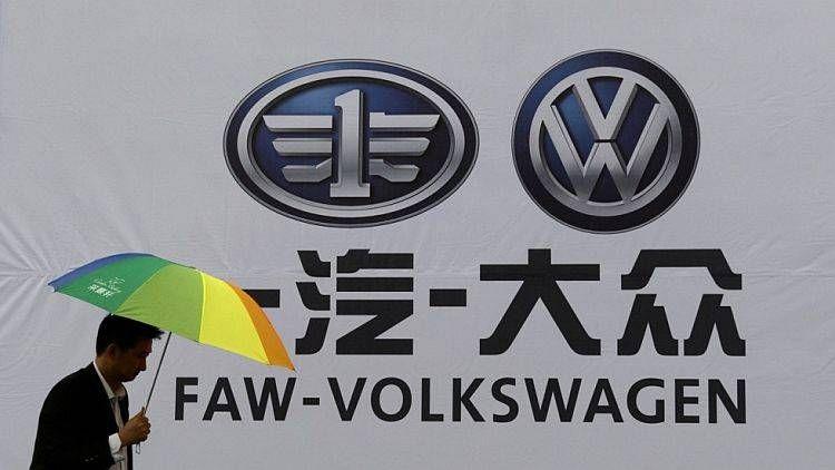 VW plant neue Marke in China