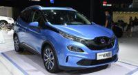 BAIC launcht kompaktes Elektro SUV EX3
