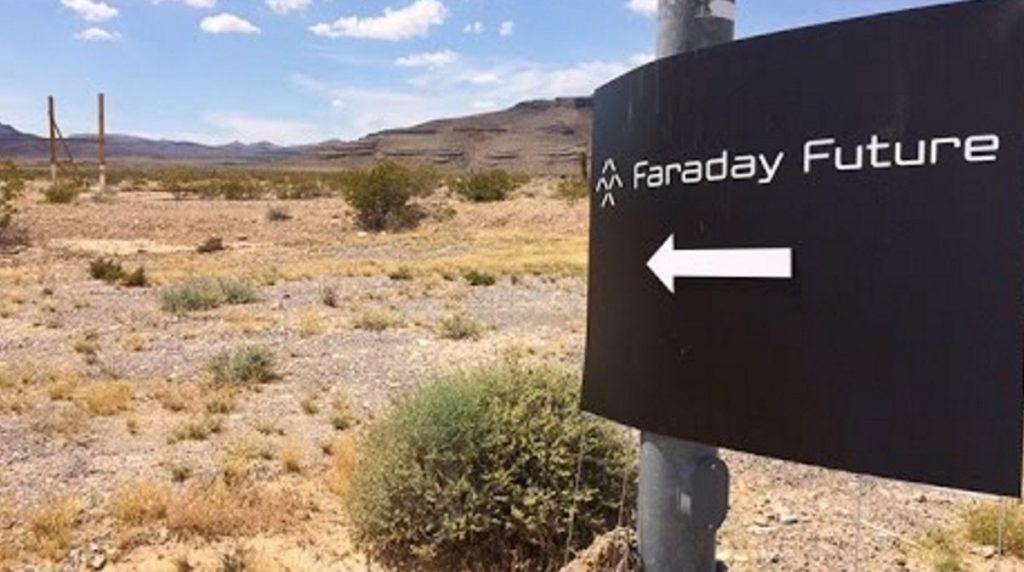 Faraday Future wird mit Klagen überhäuft