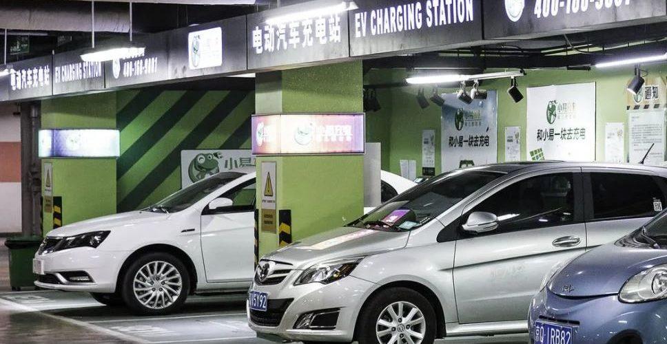 Verkauf Elektroautos wieder in China gestiegen