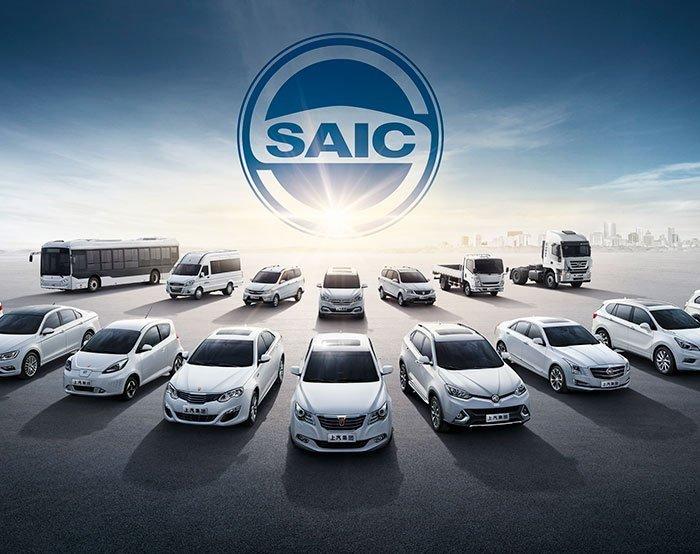 SAIC Chinas größter Autohersteller